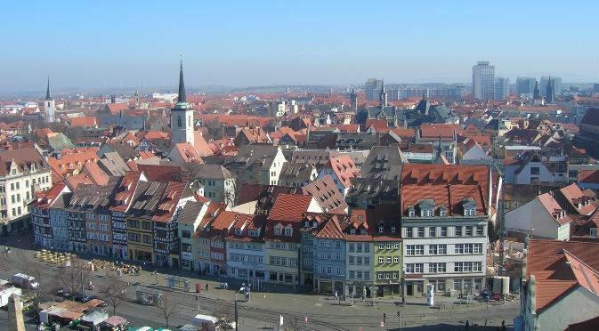 Erfurt (Altstadt), Germany