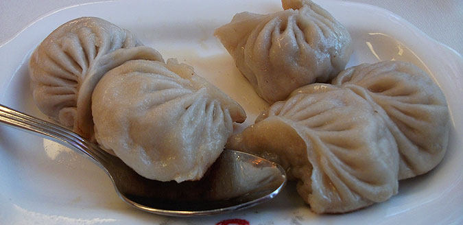 Yui Hui Sun - Shui-Tiao Stewed Dumplings
