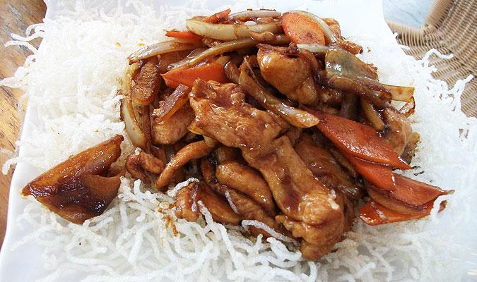 Yui Hui Sun - Shacha Chicken