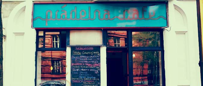 Café review: Prádelna Café