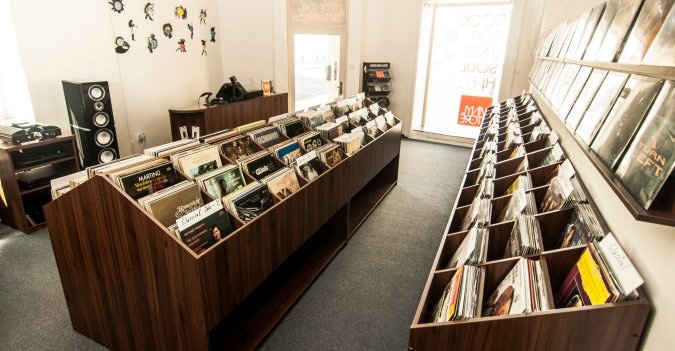 From High Finance to Hi-Fi