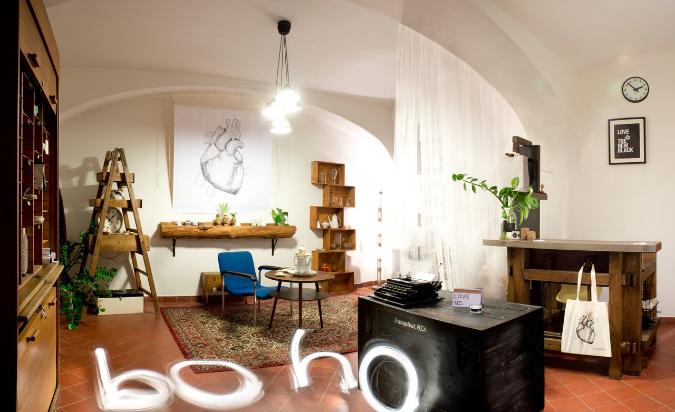 Boho Vintage Concept Store (c) Adela Havelkova