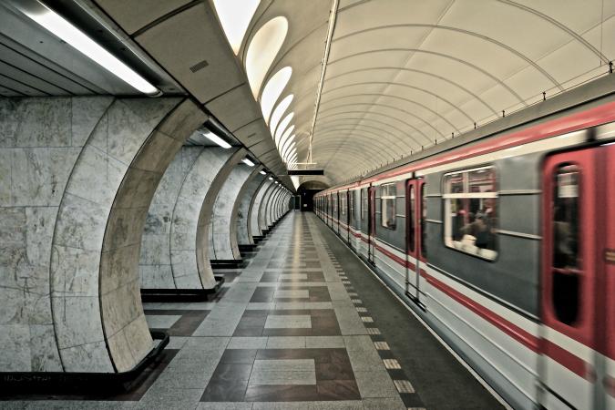 Paul Knowles, Anděl metro