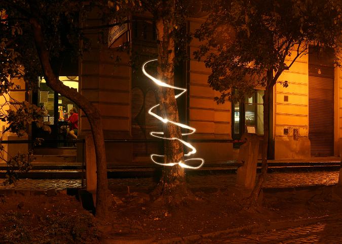 Pavel Matela, Night Photo in Prague