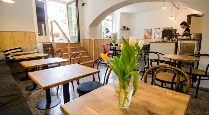 Café Review: Café Jen