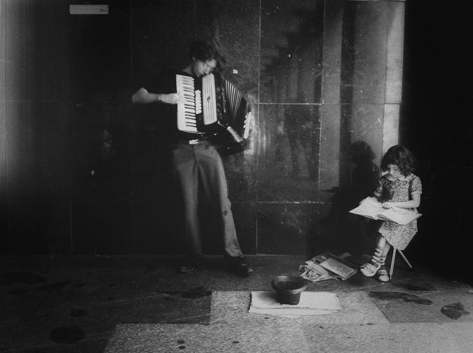 Photo no. 15. - Music all around - Miguel García Estrada
