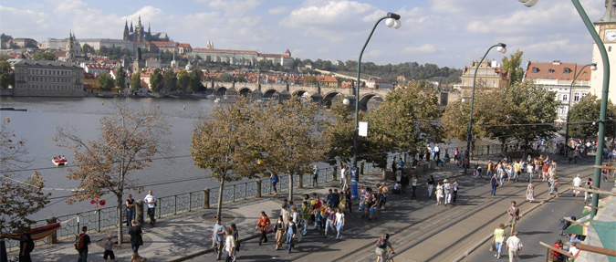 The Great Pedestrianizing of Prague