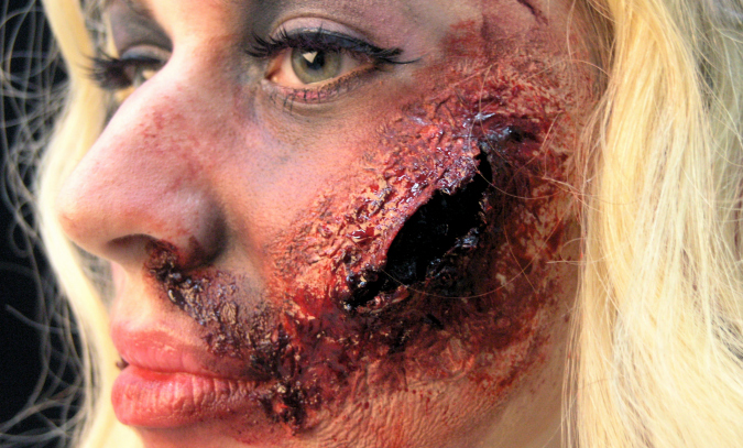 , Horrifying Halloween Make-Up, Expats.cz Latest News & Articles - Prague and the Czech Republic, Expats.cz Latest News & Articles - Prague and the Czech Republic