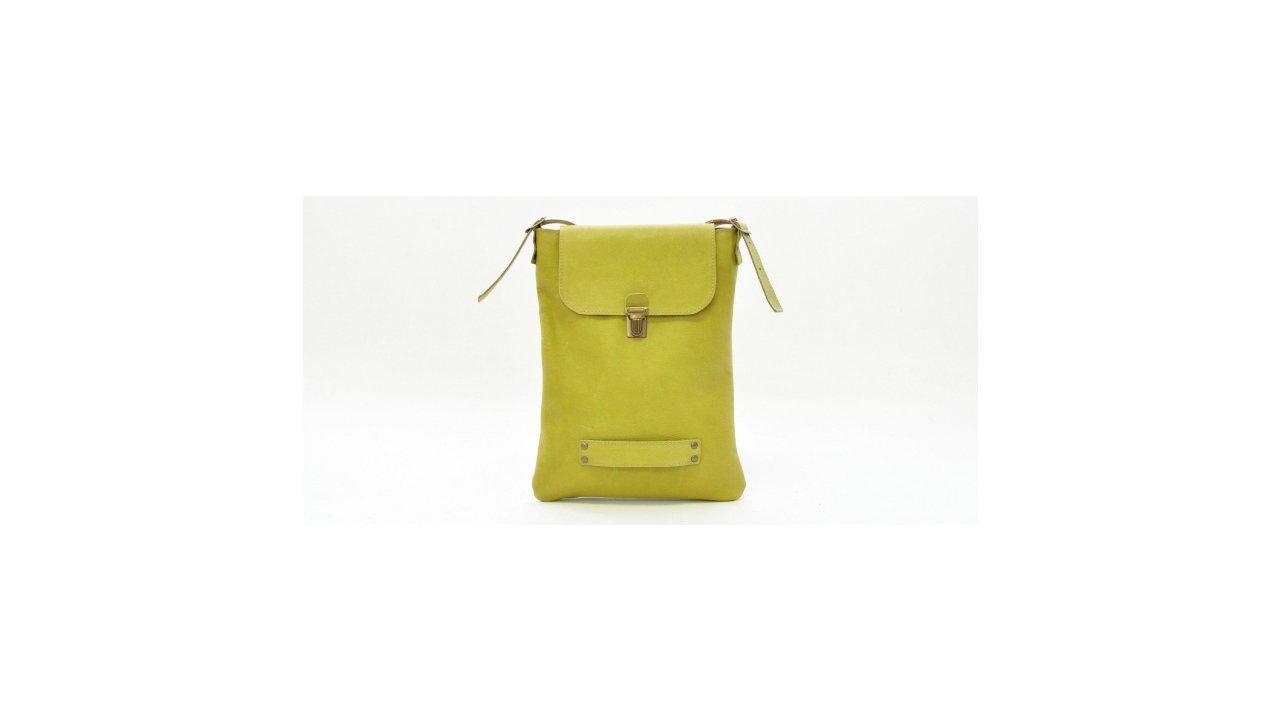 Daddo pea green mini-bag, 1,550 CZK