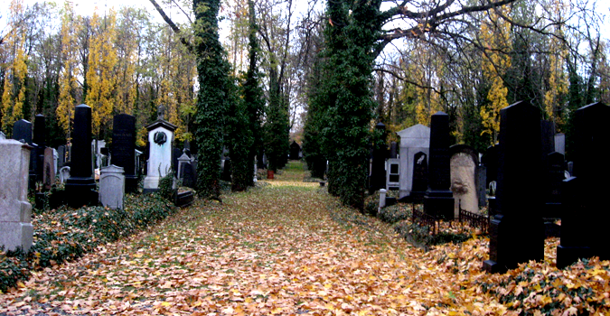 The Hidden Cemeteries of Prague