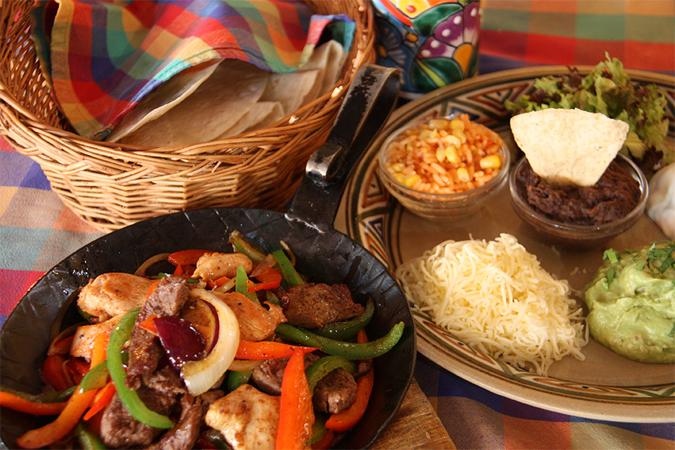 Mexican Restaurants in Prague