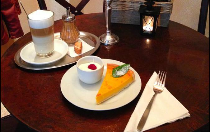Café Review: Tempo Allegro