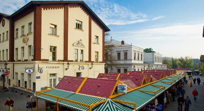Prague Market (Pražská tržnice)