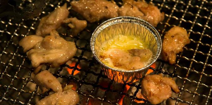 Yaku Japonské BBQ