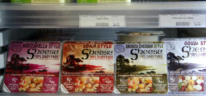 For Foodies: All Vegan Potraviny