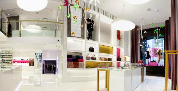Dusni 3 concept store