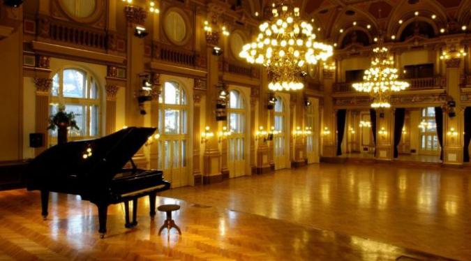 Ballroom, Národní Dům na Vinohradech