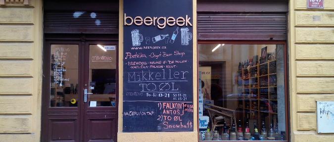 BeerGeek: A Beer Lover's Delight