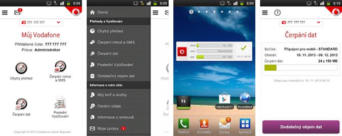 Můj Vodafone