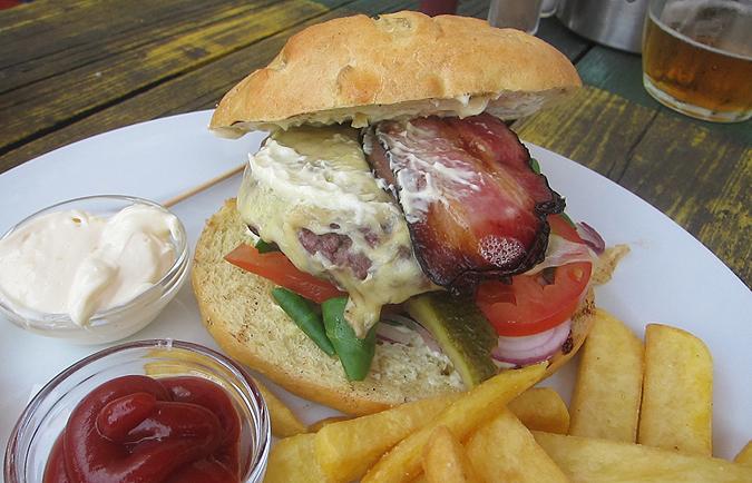 Brewsta's Burgers 2013