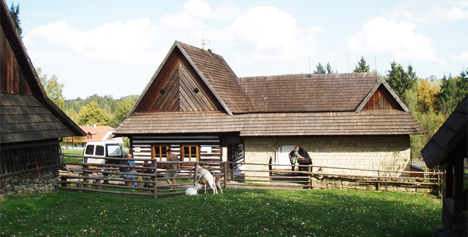 Czech Regions: East Bohemia