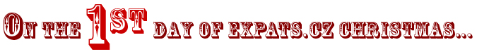 , WIN: 5 Days of Christmas with Expats.cz, Expats.cz Latest News & Articles - Prague and the Czech Republic, Expats.cz Latest News & Articles - Prague and the Czech Republic