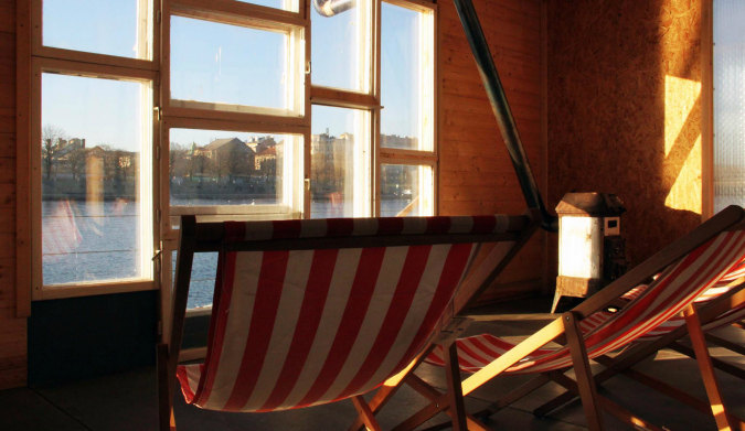 , Float On, Bliss Out at New River Sauna, Expats.cz Latest News & Articles - Prague and the Czech Republic, Expats.cz Latest News & Articles - Prague and the Czech Republic
