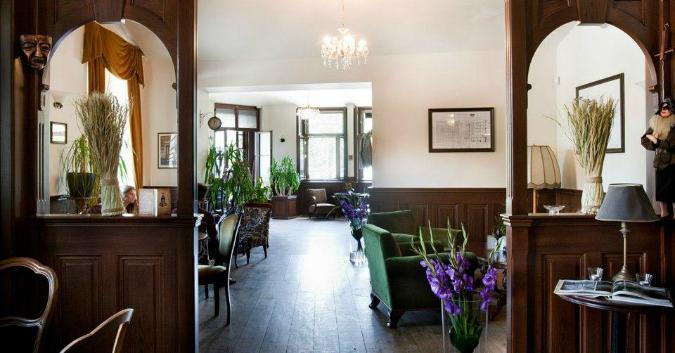 Bella Vida Cafe Prague Menu