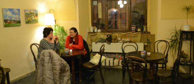 Café Kafíčko Míšeňská