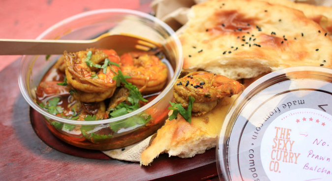 The Sexy Curry Co. now offers take-away and sit-down