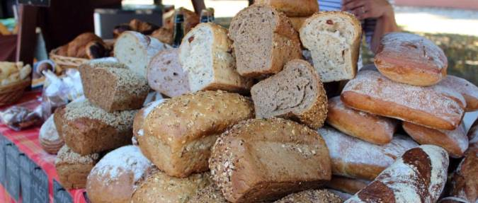 Bread at Foodparade 2013