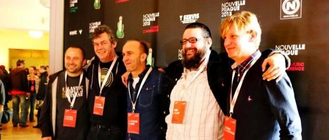 Talent hunters at Nouvelle Prague 2013
