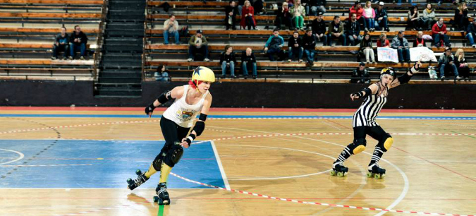 , The Wheel Deal: Prague's First Roller Derby Team, Expats.cz Latest News & Articles - Prague and the Czech Republic, Expats.cz Latest News & Articles - Prague and the Czech Republic