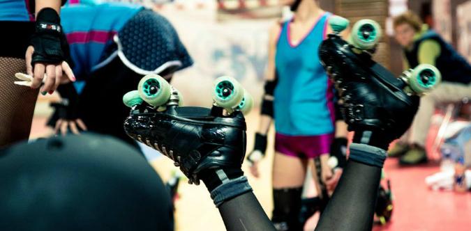 The Wheel Deal: Prague's First Roller Derby Team