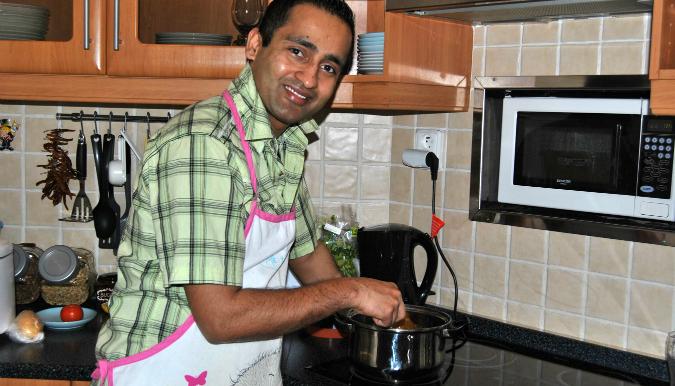 How We Eat: Aditya Bhagat