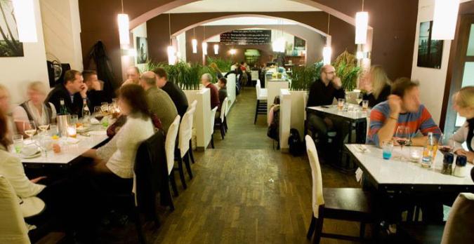 Mozaika dining room