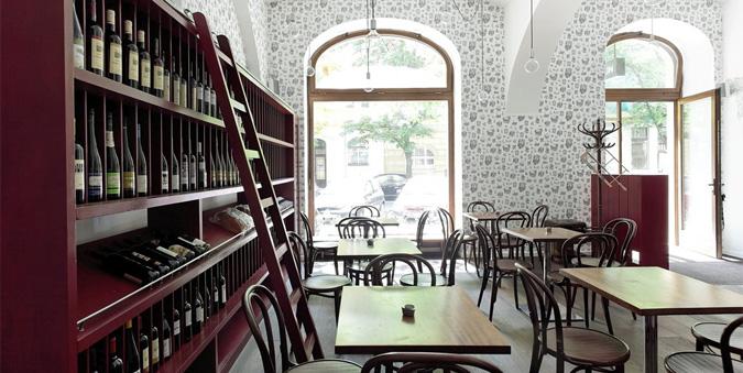 Wine bar Veltlin