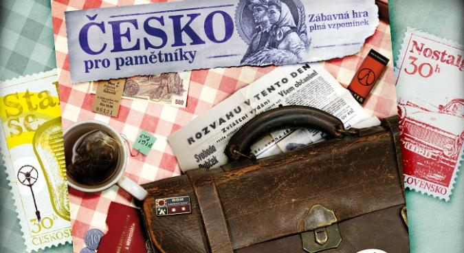 The popular Česko board game series /alibi.cz
