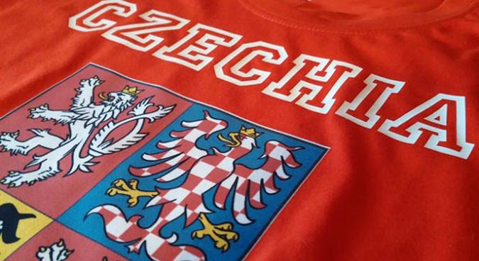 Czechia jersey / www.czechia-initiative.com