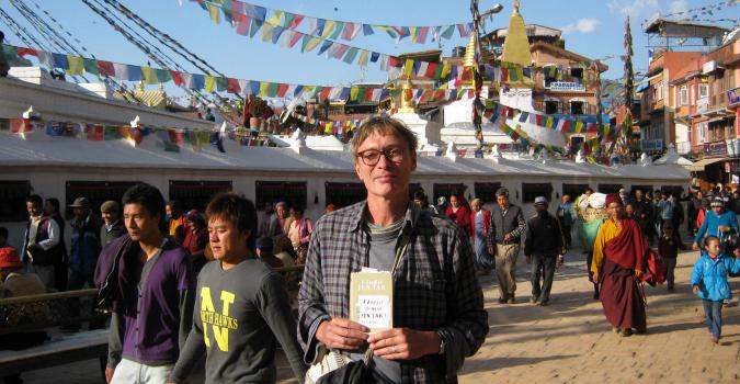 Literary critic Dr. Martin Machovec