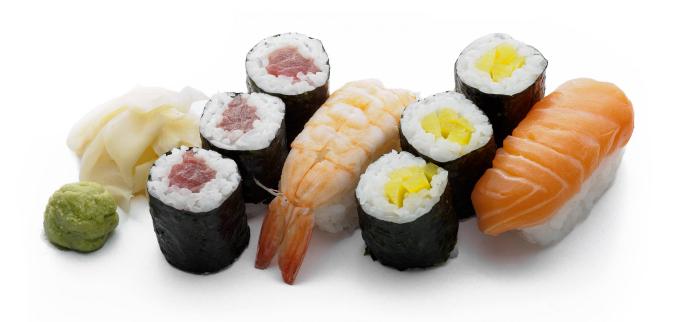 Sushi Time at Florentinum