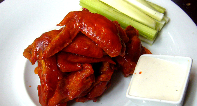 Prague Wings: The Good, the Bad, the Saucy