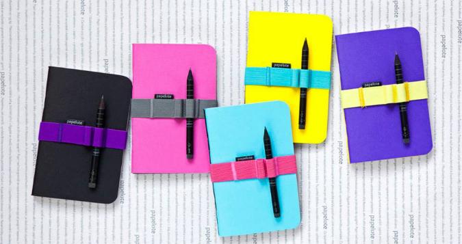 Papelote workbooks