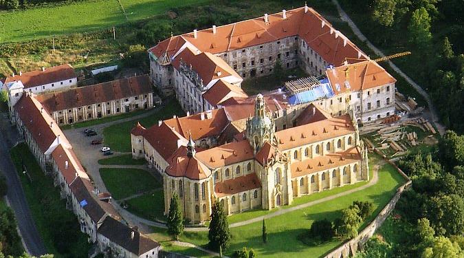 Benedictine Monastery in Kladruby