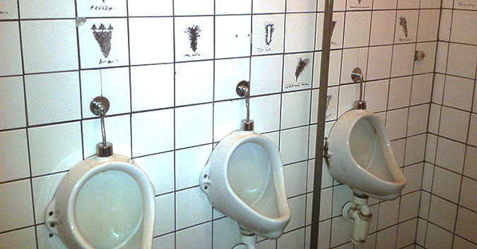 Are These Europe's Weirdest Toilets?