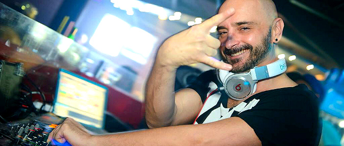 My Perfect Night Out: DJ Michael Burian