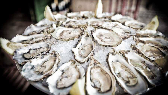 Buy fresh seafood directly from Zdeněk's Oyster Bar