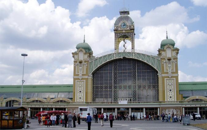 Victorian-era Výstaviště exhibition grounds