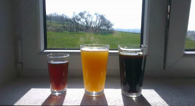 Views and brews