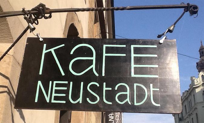Café Review: Café Neustadt
